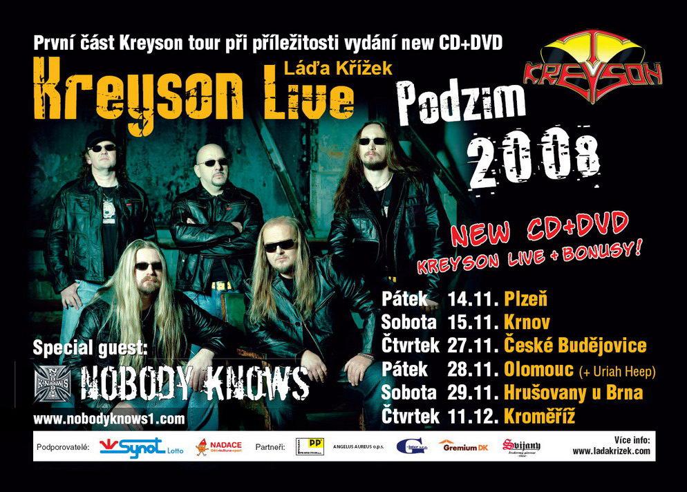 KREYSON TOUR 2008