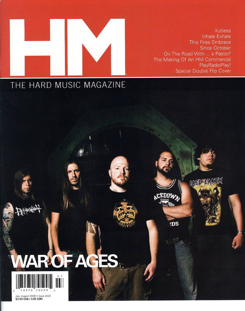 The Hard Music Magazine